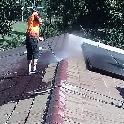 Roof cleaning Coffs Harbour